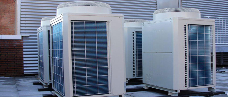 Vrf airconditioning systeem - Carrousel vloer ...